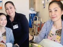Miệt mài chạy show sau khi ly hôn, Hồng Đào kiệt sức phải nhập viện