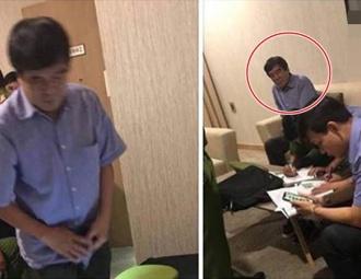 Phó chủ tịch VFF phủ nhận thông tin 'mua dâm ở khách sạn', cho biết chỉ sơ suất vì không đăng ký lưu trú cho cô gái đi cùng