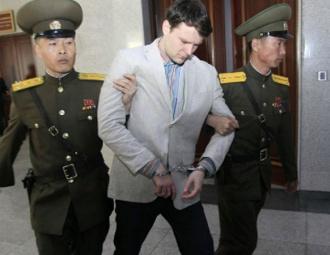 Trump từ chối trả Triều Tiên tiền viện phí của sinh viên Warmbier