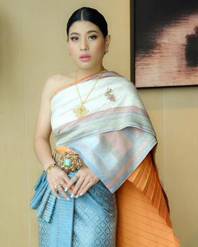 Công chúa Thái và phong cách thời trang nổi bật như fashionista - 5