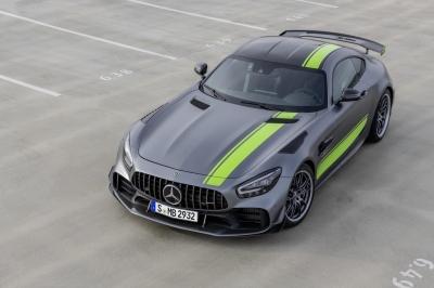 Xe thể thao 'hardcore' nhất của Mercedes-AMG có giá 250.000 USD - 8