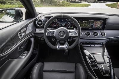 Coupe 4 cửa Mercedes-AMG GT ra mắt bản 'giá rẻ' 100.000 USD - 6