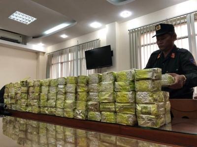 Bắt khẩn cấp ông trùm đường dây mua bán hơn 570 kg ma túy