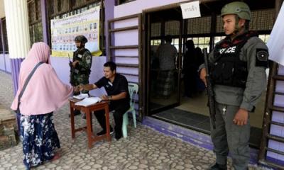 Ứng viên Thái Lan khiếu nại về bất thường trong tổng tuyển cử