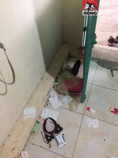 Lại xuất hiện một gái ở bẩn đến giật mình: Quần áo đồ đạc vứt la liệt đến bốc mùi, nhà vệ sinh ố vàng không dám đặt chân - 4