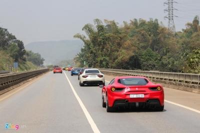 Siêu xe Ferrari 488 GTB của ca sĩ Tuấn Hưng sắp tái xuất sau tai nạn - 2