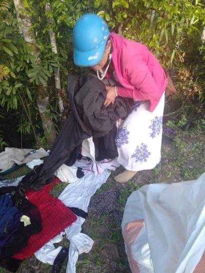 Nỗi thất vọng về nhóm người xin quần áo từ thiện cứ đẹp giữ bán còn xấu vứt đi - 4