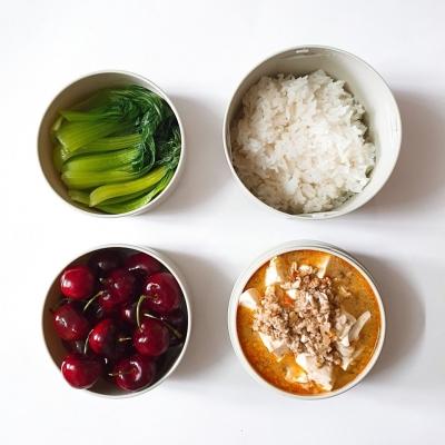 Chỉ với 50k đồng, cô gái trẻ làm ra hàng loạt bữa cơm trưa siêu tinh tế để chồng mang đi làm mỗi ngày - 6