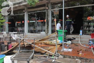 Lời kể của người chứng kiến đám cháy ở Thiên đường Bảo Sơn: 'Ngọn lửa to quá, tôi thấy 3 người nhảy từ lan can tầng 2 xuống đất' - 8