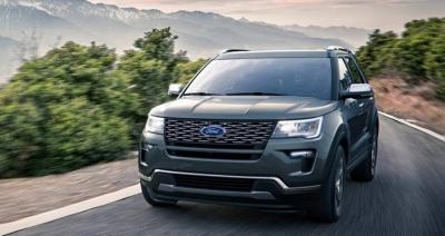 Giá xe Ford giảm sốc trong tháng 8, Explorer nhiều nhất 150 triệu đồng - 1