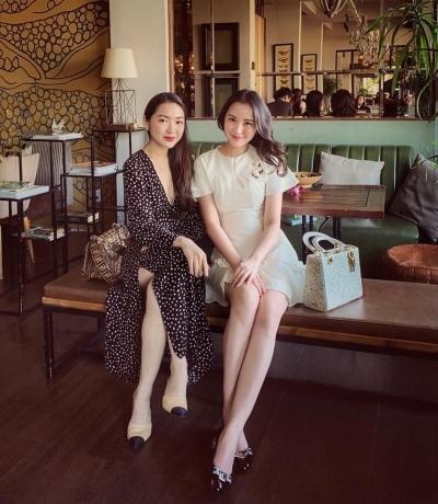 3 ái nữ 'cành vàng lá ngọc' nhà đại gia Việt: Thay đồ hiệu như thay áo, xách túi hiệu như xách giỏ đi chợ mỗi ngày - 29