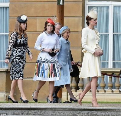 Làm dâu hoàng gia khó lắm thay: Công nương Kate bị 2 em chồng hắt hủi, xa cách, duy trì mối quan hệ băng giá bấy lâu nay