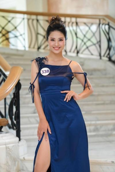 Nhan sắc chênh lệch của thí sinh Hoa hậu Hoàn vũ miền Bắc: Người được khen vì xinh lạ, kẻ lộ rõ khuyết điểm kém xinh - 2