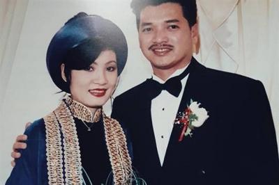 Ảnh cưới hiếm của nghệ sĩ Hoài Linh, Thu Minh và các sao Việt - 9