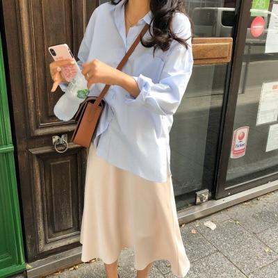 Cẩm nang mix đồ với chân váy dài: 8 công thức giúp bạn 'lên hương' phong cách, ngày nào cũng được khen mặc đẹp - 26