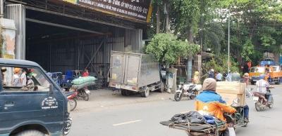 Trộm xe, gây tai nạn liên hoàn trên đường tẩu thoát - 2