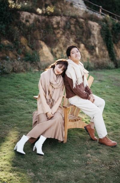Vợ chồng Trường Giang - Nhã Phương khiến dân tình 'phát sốt' với bộ ảnh Valentine ngọt ngào, từng khoảnh khắc đều như một thước phim ngôn tình - 9