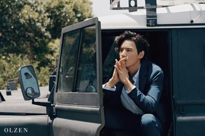 Gần 10 năm không đóng phim, tài tử Won Bin vẫn gây sốt vì vẻ đẹp trai 'cực phẩm' trong bộ ảnh thời trang mới nhất - 1