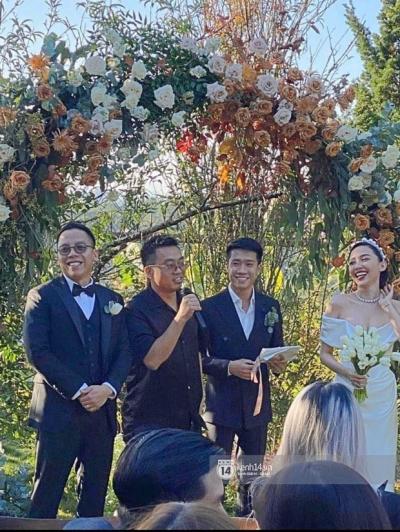 Ngắm 2 bộ váy cưới mới thấy ngưỡng mộ gu thời trang của Tóc Tiên, chiếc nào cũng tinh giản nhưng xinh, sang và gợi cảm quá đỗi - 3