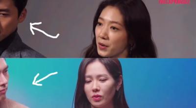 Loạt khoảnh khắc 'phân biệt đối xử' này đã tố cáo Hyun Bin sớm có tình cảm trên mức 'bạn thân' với Son Ye Jin - 1