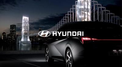 Hyundai Elantra 2021 bất ngờ lộ diện trước ngày ra mắt