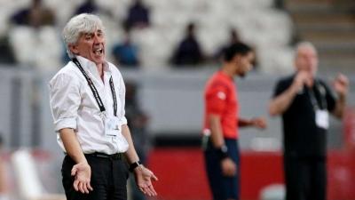 Hết tiền, ĐT UAE sa thải HLV chưa 'ra trận' lần nào