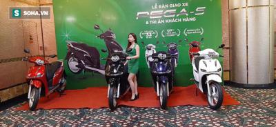 Xe máy 'made in Vietnam' giống Honda SH nhưng giá bằng 1/3 đã bán được bao nhiêu chiếc? - 1