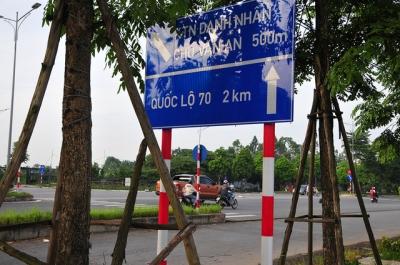 Loạt biển chỉ đường sai cả trăm cây số nằm ngay giữa lòng Hà Nội - 2