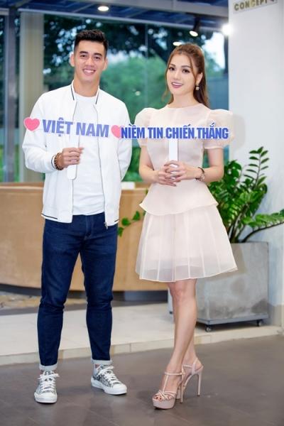 Tiền đạo Nguyễn Tiến Linh gia nhập FC Nghệ Sỹ trong thời gian V.League bị tạm hoãn - 1