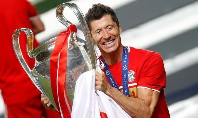 Lewandowski: 'Tôi xứng đáng đoạt Bóng Vàng'