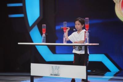 Trấn Thành điếng người thực hiện thử thách Taekwondo của thí sinh nhí - 3