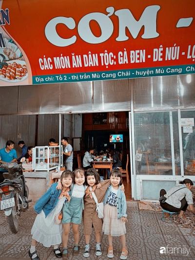 Bộ ảnh 'nhà có 5 nàng tiên' chụp ở Mù Cang Chải đẹp như tranh khiến người lớn cũng phải mê mẩn - 15