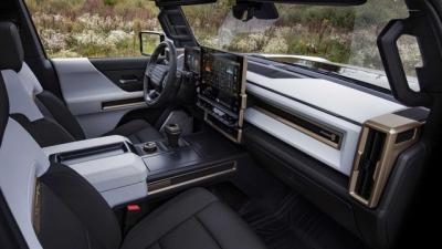 Hummer chính thức trở lại: Kiểu dáng bán tải, động cơ 1.000 mã lực, sạc nhanh như điện thoại - 7