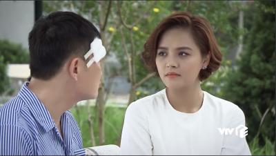 Lửa ấm tập 34: Minh có ý định bù đắp cho mẹ con Ngọc khi anh nhìn thấy ảnh con gái