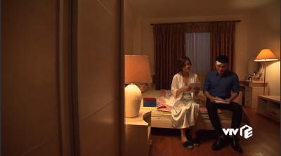 Lửa ấm tập 34: Minh có ý định bù đắp cho mẹ con Ngọc khi anh nhìn thấy ảnh con gái - 14