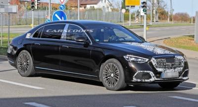 Ngày mai ra mắt Mercedes-Maybach S-Class mới - Đỉnh cao sedan cho Chủ tịch - 1