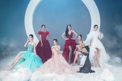 6 nàng hậu đình đám khoe sắc trong một khung hình, Mai Phương Thúy, Trần Tiểu Vy thần thái ngút ngàn - 8