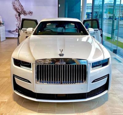 Rộ tin Rolls-Royce Ghost 2021 đầu tiên lên đường về Việt Nam, cập bến ngày đầu năm sau - 4