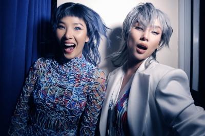 Dàn Hoa hậu - Á hậu tạo dáng 'bá đạo' trong hậu trường show thời trang của NTK Nguyễn Công Trí - 9