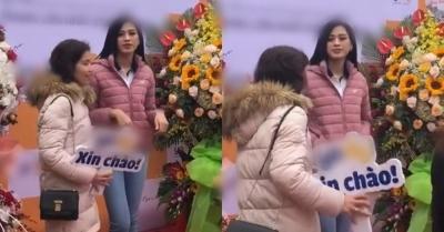 Thực hư Hoa hậu Đỗ Thị Hà bị dân mạng phàn nàn vì ít cười, ra vẻ lạnh lùng? - 3