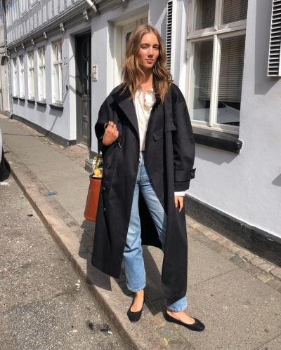 Xem gái Tây diện quần jeans mà thấy được mở mang tầm mắt: 13 cách mặc siêu thanh lịch, xịn đẹp và tôn dáng tối đa - 2