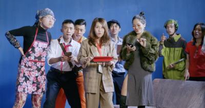 Hậu Hoàng làm hẳn clip lên án trò tẩy chay mạng và trend lập group anti, ẩn ý bênh bạn thân Khánh Vân chăng? - 4