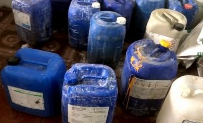 Đột kích cơ sở mỗi ngày tuồn hàng tấn ốc 'ngậm' hóa chất ra thị trường - 2