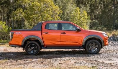 Lộ thông số 3 phiên bản Isuzu D-Max 2021 sắp bán tại Việt Nam: Lột xác toàn diện, thêm công nghệ đấu Ford Ranger - 3
