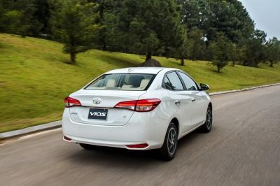 Toyota Vios 2021 giá từ 478 triệu đồng tại Việt Nam: Vua doanh số thêm bản mới đấu Honda City RS - 7