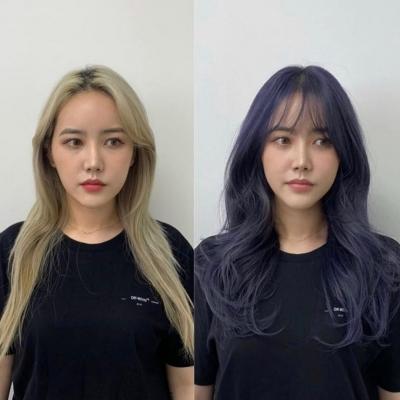 Ngắm loạt ảnh before - after của gái Hàn để thấy gội sấy đúng là chân ái cuộc đời - 3