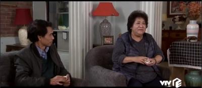 Trở về giữa yêu thương tập 5 - phần 2: Bà Dung tức điên vì cho rằng con trai bị nhà vợ xui về nhà mắng mẹ - 22