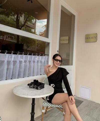 Kiều Ly Phạm là cái tên tiếp theo tham dự 'đường đua' bikini, hè chưa đến mà đã cực nóng - 4