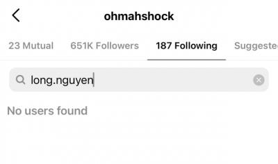 Mũi trưởng Long mới lập tài khoản Instagram, hành động đầu tiên khiến ai cũng bất ngờ - 4