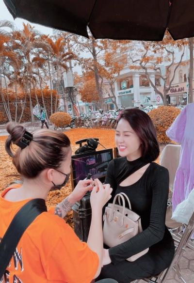 Lộ ảnh Minh - Kiên tình tứ khiến fan 'Hướng dương ngược nắng' hoang mang - 4